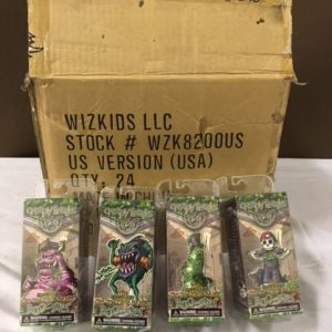 WizKids Creepy Freak Collectors Toy Figures