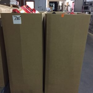 Hardware Store Boxes $200.00 Each