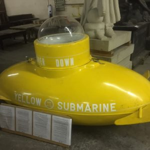 1 Man Submarine