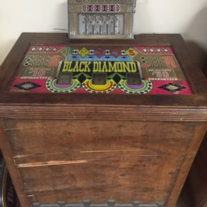 Black Diamond Console Machine $1200.00