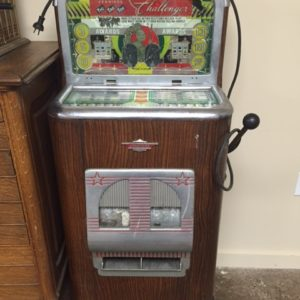 Jennings Challenger Slot Machine $1500