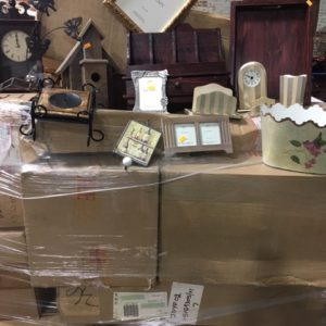 Pallets Of Giftcraft $200.00